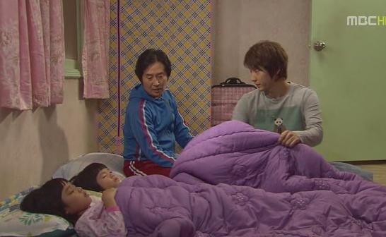 Baek Yoon Shik, Lee Jun Ki, Uhm Ji Sung, Kim Hyang Gi