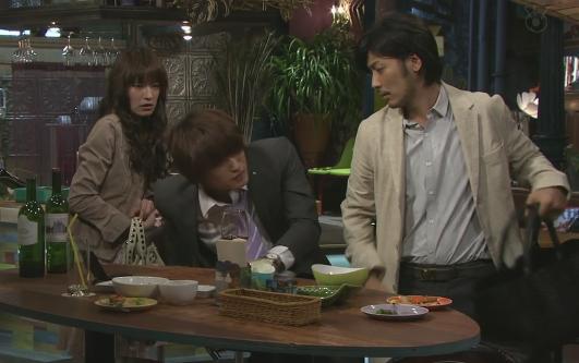 Seki Megumi, Hero JaeJoong, Tamayama Tetsuji