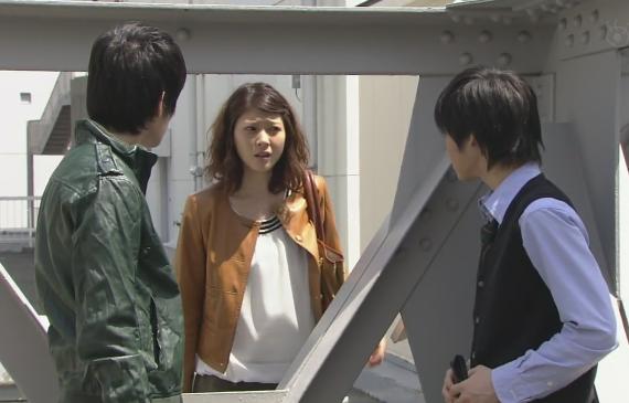 Ueno Juri, Sakamoto Shougo