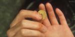 TROUBLEMAN 3 handing over of coin