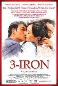 3-Iron movie poster