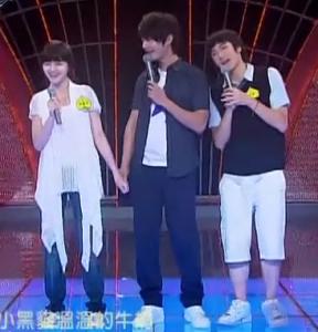 Barbie Xu, Huang Xiao Ming, Shen Jian Hong