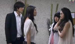 Yang Han, Maggie Wu, Serena Fang, Barbie Xu