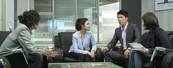 Hyun Woo, Lee Soo Kyung, Kim Sang Kyung, Park Hyo Joo