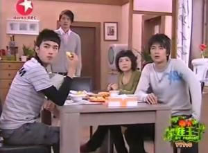 Zhang Xiao Chen, Zhong Kai, Yu Ya, Wu Di Wen