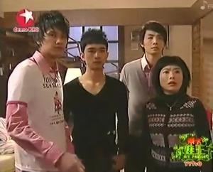 Wu Di Wen, Zhang Xiao Chen, Zhong Kai, Yu Ya