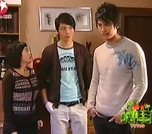 Yu Ya, Zhong Kai, Wu Di Wen