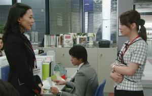 Kimura Yoshino, Arisaka Harumi