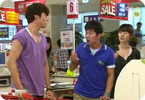 Lee Chun Hee, Choi Jae Hwan, Bae Doo Na