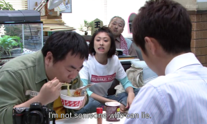 Tsukaji Muga, Yamada Yu, Koizumi Kotaro