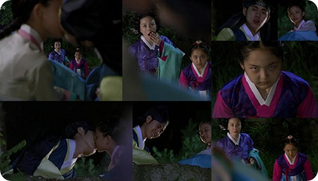 Kim Yoo Jung, Lee Min Ho, Seo Shin Ae, Kim Jung Nan