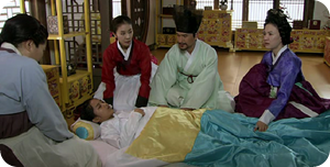 Seo Shin Ae, Han Eun Jung, Jang Hyun Sung, Kim Jung Nan