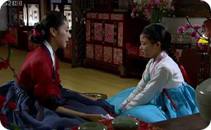 Han Eun Jung, Kim Yoo Jung
