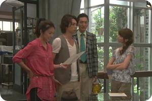 Takeuchi Yuko, Matsumoto Jun, Matsushige Yutaka, Kiritani Mirei