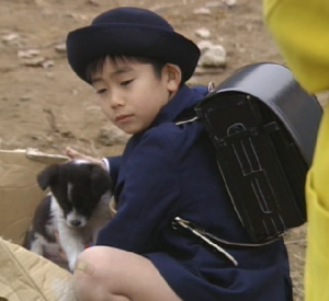 Pure Episode 4 little boy and puppy