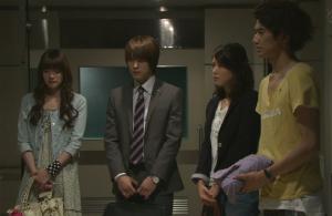 Seki Megumi, Hero JaeJoong, Ueno Juri, Eita