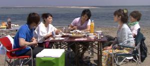 Hero JaeJoong, Ueno Juri, Tamayama Tetsuji, Eita, Seki Megumi