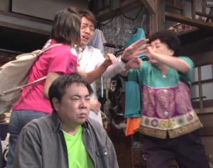 Tsukaji Muga, Yamada Yu, Koizumi Kotaro, Watanabe Eri