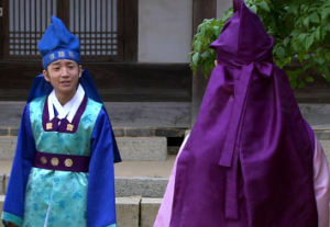Kim Woo Suk, Lee Min Ho