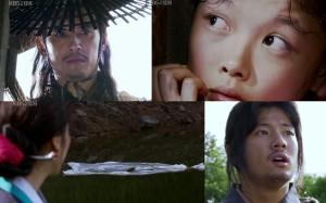 Park Soo Hyun, Kim Yoo Jung, Han Eun Jung, Suh Joon Young