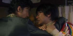 Takezai Terunosuke, Nakayama Yuichiro