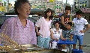Kim Young Ok, Bae Doo Na, Oh Hyun Kyung, Chun Bo Guen, Lee Chun Hee, Choi Jae Hwan
