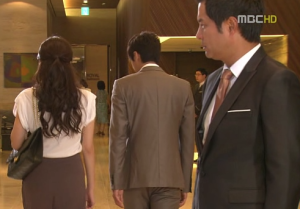 So Yi Hyun, Seo Ji Suk, Lee Jong Won
