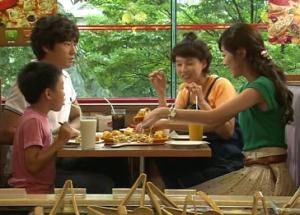 Lee Chun Hee, Oh Hyun Kyung, So Yi Hyun, Chun Bo Geun