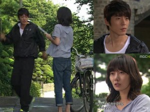 Seo Ji Suk, Bae Doo Na