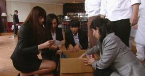 Katase Nana, Konno Mahiru, Eikura Nana, Machida Marie