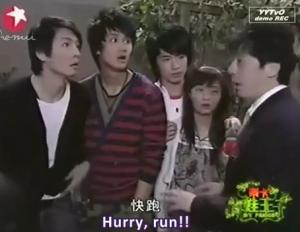 Zhong Kai, Wu Di Wen, Song Xiao Bo, Wen Ting